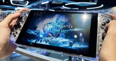 Este PC gaming portátil parece una Nintendo Switch, pero puede con los juegos más potentes de PC