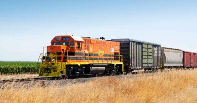 Resumen de ferrocarriles: CenterPoint, G&W proporcionan actualizaciones de desarrollo