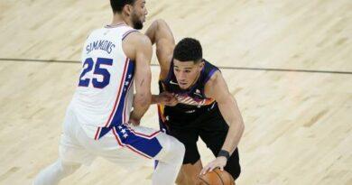 Suns siguen encendidos; derrotan a 76ers