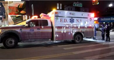 Acusan un hispano por asesinatos de una mujer y un hombre en tren A en el Alto Manhattan y Queens dejando otros dos graves