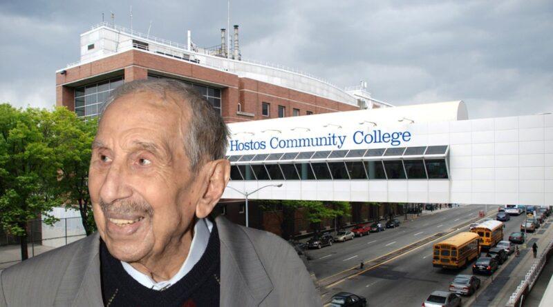En Mes de la Herencia Dominicana reconocerán médico dominicano fundador del Hostos Community College en El Bronx
