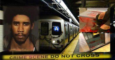 Identifican como dominicano perturbado asesino de una mujer y hombre que dejó dos graves en tren A en Alto Manhattan y Queens