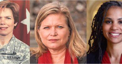 Tres mujeres aspiran a la alcaldía de Nueva York, entre ellas una ex generala de brigada y otra adoptada