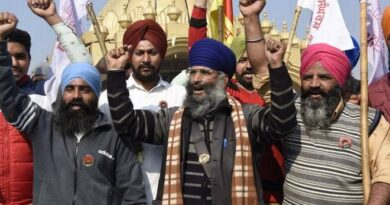 'Mermelada de Chakka' | Los agricultores en Punjab, Haryana bloquean carreteras