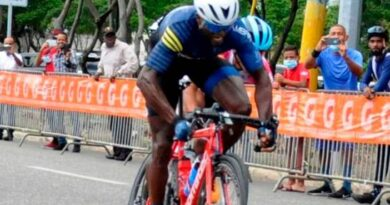 Campeón de la Vuelta Independencia ve peligrar la defensa de su título