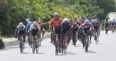 César Marte gana quinta etapa de Vuelta Ciclística Independencia