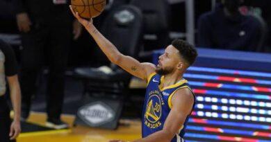 Los Warriors asestan a los Cavaliers su 8va derrota seguida