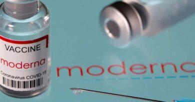 La vacuna Moderna Covid se introducirá en el Reino Unido a partir de abril