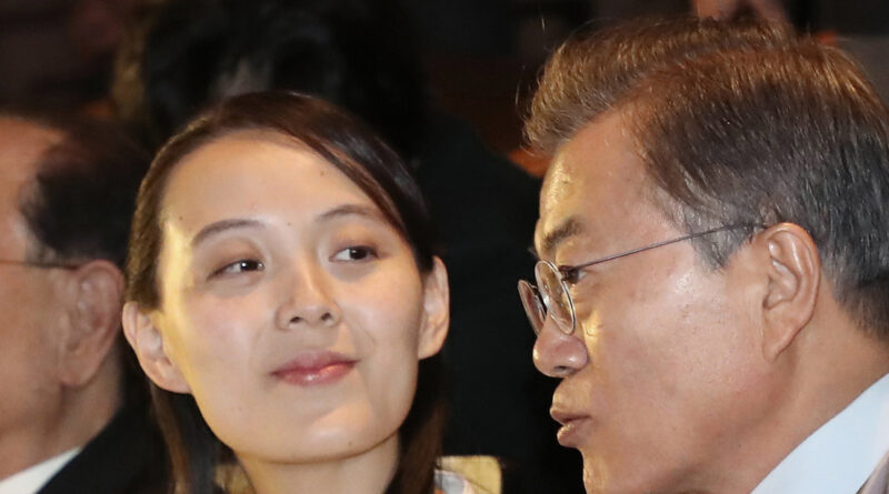 """La hermana de Kim Jong-un llama al presidente surcoreano un """"loro"""" que repite la """"lógica gángster"""" de EE.UU."""