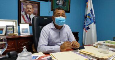Alcalde Fermín Brito Rincón, pide a los Ministerio de Deporte y el CEA, evitar que se adueñen de terrenos del Multi Uso de Andrés.