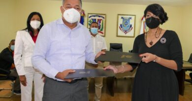 Alcaldía de Boca Chica y la Universidad UNEFA, ratificanacuerdo de Cooperación Académica.