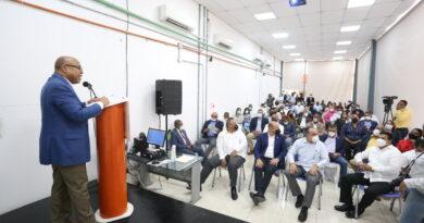 Comisiones Coordinadora y de Contratos de La Cámara de Diputados realiza recorrido parque industrial DISDO