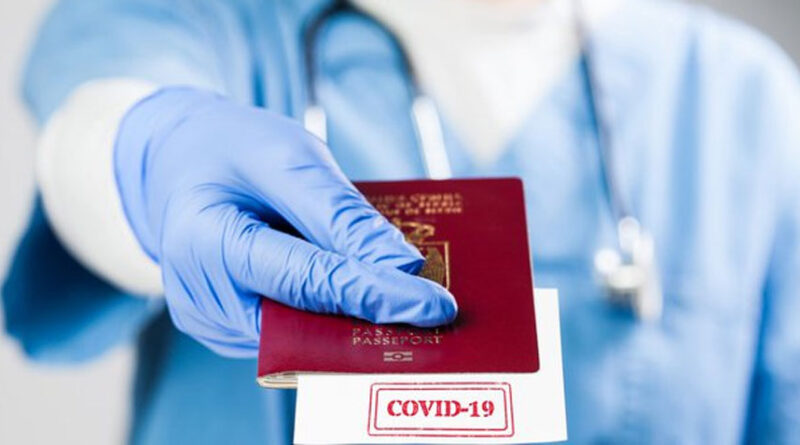 Estados Unidos avanza hacia la creación de pasaportes de vacunación