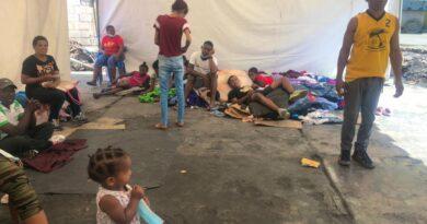 Familias en el Farolito piden al gobierno les ayude a levantar sus viviendas quemadas