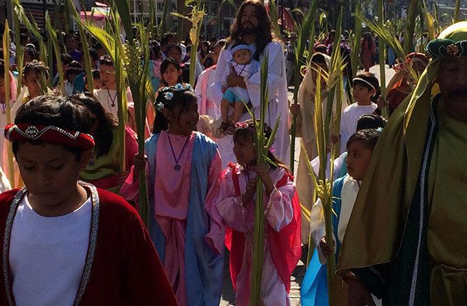 Hoy se celebra Domingo de Ramos: cuál es su significado durante la Semana Santa