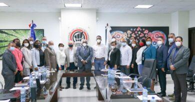 ITSC Recibe Visita De Senador Provincia Santo Domingo