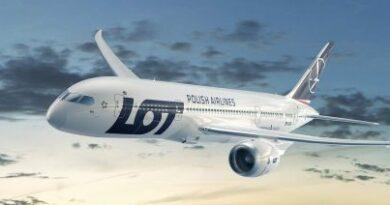Aerolínea polaca LOT reanuda vuelos entre Varsovia y Dominicana