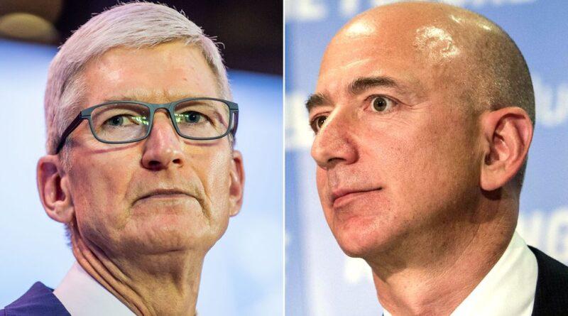 La simple técnica que aplican Tim Cook y Jeff Bezos para alcanzar una mayor productividad en sus empresas