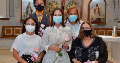 Cronistas Sociales celebran 21 aniversario con una misa