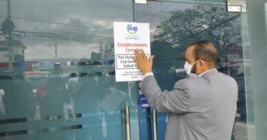 MSP cierra Centro Dreams Body Clinic and Spa por incumplimiento a normas