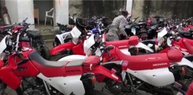 Más de 200 motocicletas retenidas durante carrera de la muerte en SFM