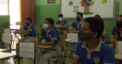 Más de 500 escuelas necesitan reparaciones para clases presenciales