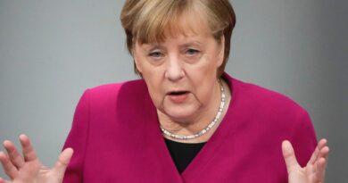 Merkel apuesta por el camino europeo