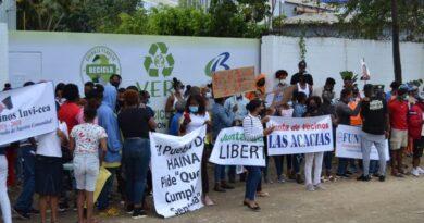 Munícipes de Haina recusan por ante PGR a procuradora para Protección del Medio Ambiente