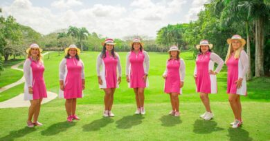 Pink Golf Tour DR presenta quinta temporada con nueva Directiva