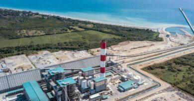 Piden el cierre de la termoelétrica Punta Catalina por «alta contaminación»