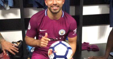 ¿Qué tan brillante es Sergio Agüero del Manchester City?