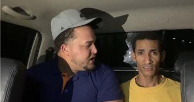 Se entrega Rekewin Almanzar implicado en el asesinato de un policía en SFM