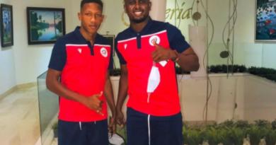 El Atlántico FC orgulloso por los convocados Yoan Melo y Danilo Campana a Sedofútbol