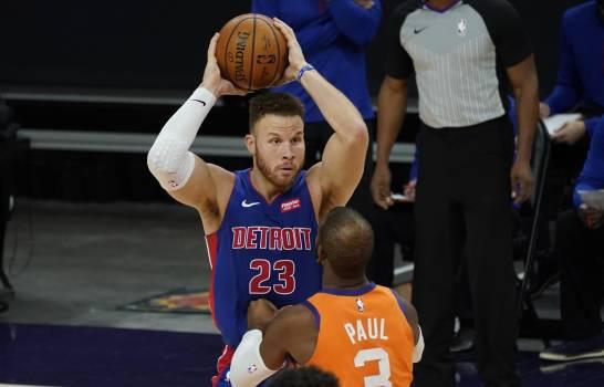Pistons y Blake Griffin acuerdan rescisión de contrato, según informes