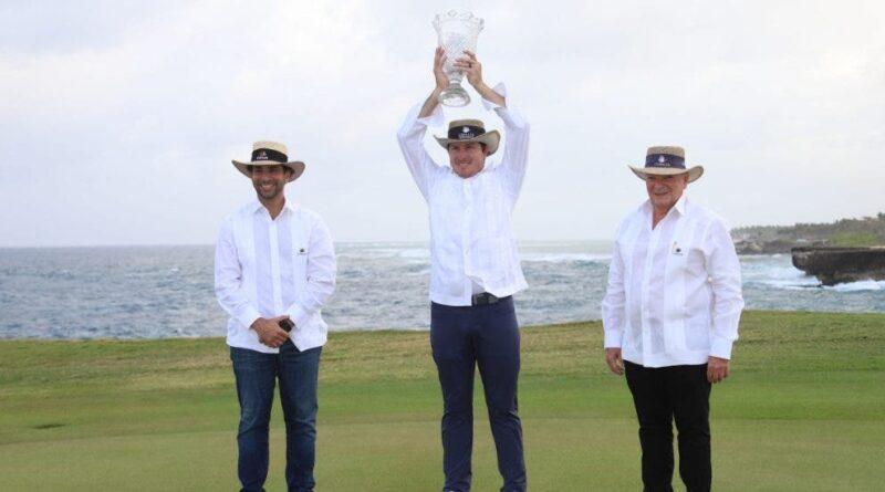 Dahmen, campeón del Corales Championship PGA Tour