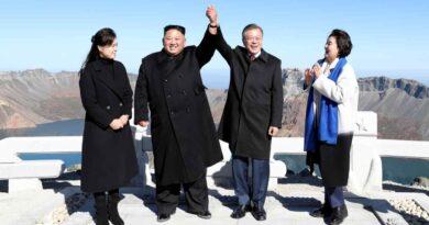¿Esperanza olímpica? Moon pone legado en el viaje de Kim Jong un a Seúl