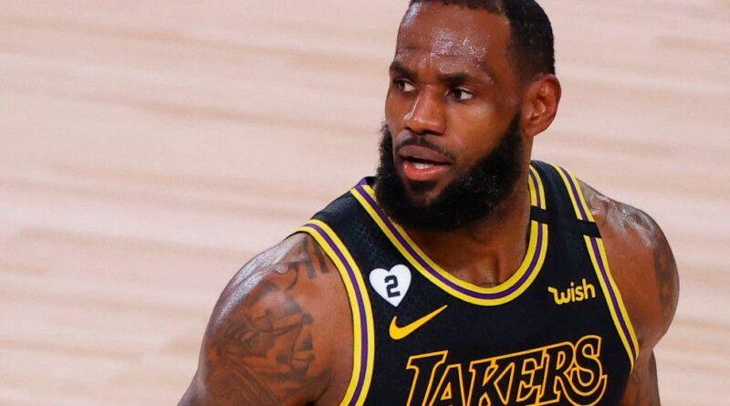 LeBron James descansará por primera vez en la temporada de NBA