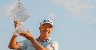 Matt Jones gana en Palm Beach y sube a puesto 11 del ránking de la PGA Tour