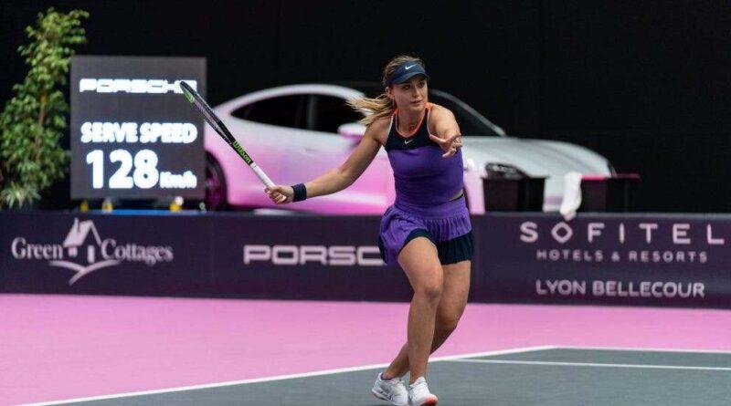 La española Paula Badosa se mete en las semifinales
