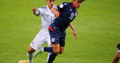 Rep.Dom buscará recuperarse ante Estados Unidos en el preolímpico de fútbol