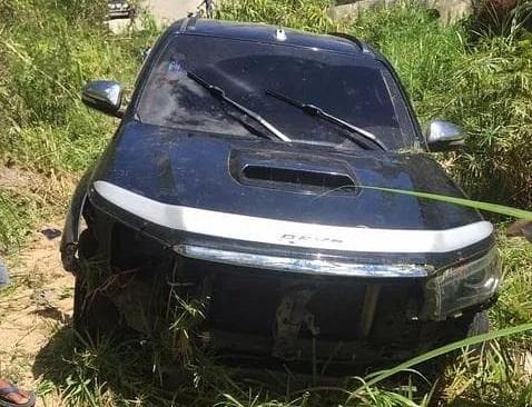 Prospecto de los Rangers, Bayron Lora, sufre aparatoso accidente que dejó un muerto y 3 heridos