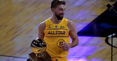 Sabonis gana el concurso de habilidades de la NBA