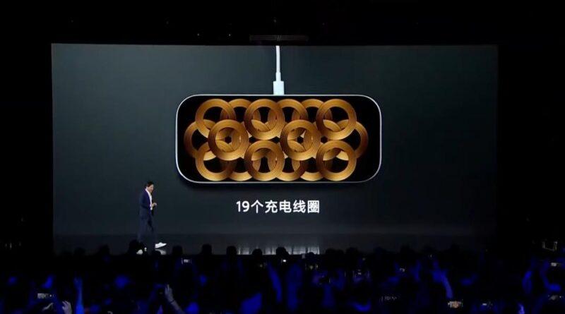 Xiaomi lanza el AirPower que Apple tuvo que suspender, un cargador inalámbrico multidispositivo