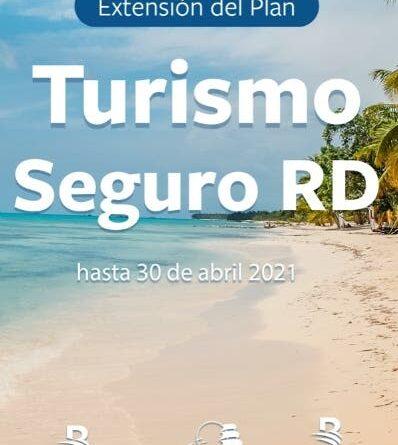 Reservas extiende Plan Turismo Seguro