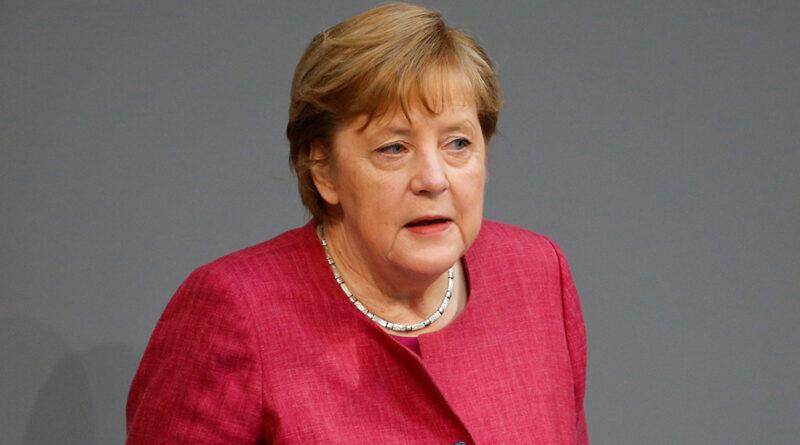 """Merkel: """"El gas del Nord Stream no es peor que otro gas ruso que llega por Ucrania"""""""