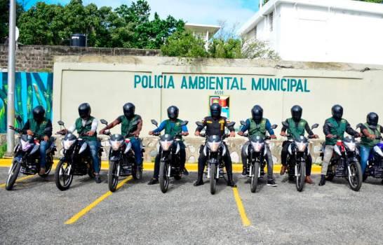Ayuntamiento Santo Domingo Este usará motores eléctricos para vigilar áreas verdes