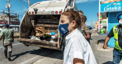 Alcaldesa Carolina Mejía califica de exitosa jornada de prevención SS 2021 en el DN