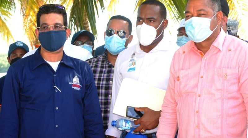 Alcaldía de Boca Chica dejó iniciado el Operativo Semana Santa 2021