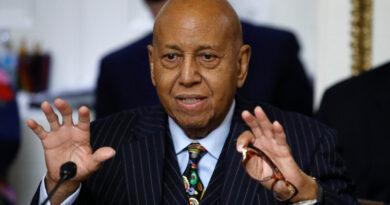 Alcee Hastings, congresista de Florida, muere a los 84 años