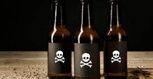 Bebidas adulteradas Incautan garrafones y botellas con bebidas alcohólicas adulteradas en Valverde y Montecristi